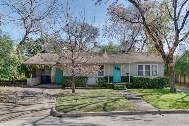 1003 Maufrais St, Austin, TX 78703 (MLS #8496825) :: Brautigan Realty