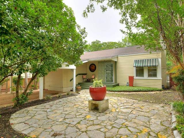 3715 Robinson Ave, Austin, TX 78722 (#8506246) :: The Summers Group
