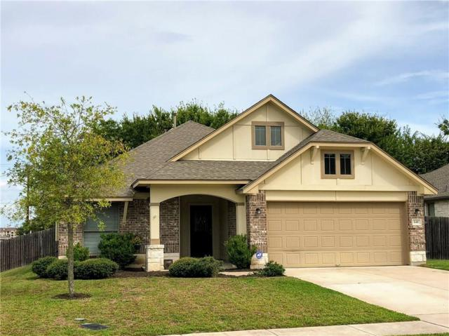 648 Wiltshire Dr, Hutto, TX 78634 (#8562447) :: The ZinaSells Group