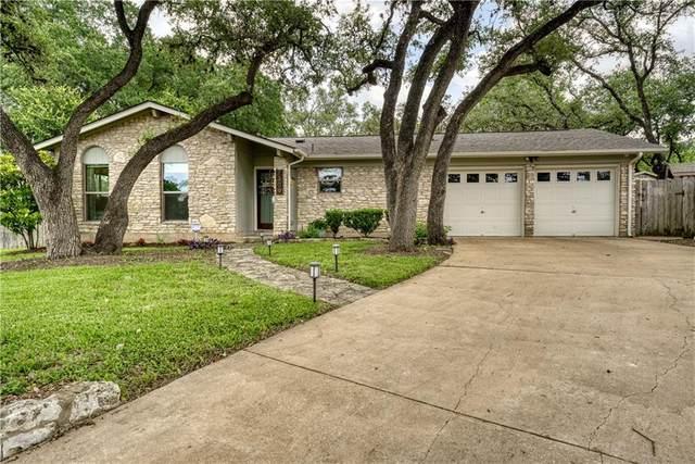 7309 Scenic Oaks Cir, Austin, TX 78745 (#8567109) :: Papasan Real Estate Team @ Keller Williams Realty