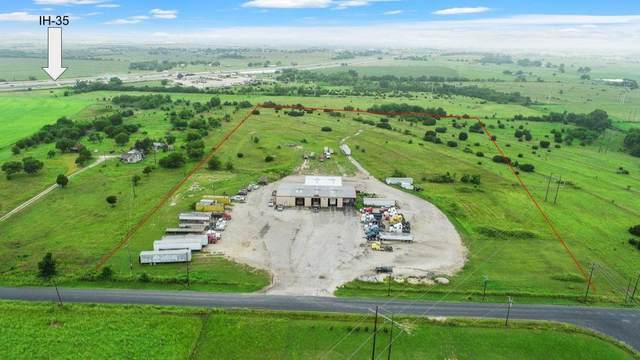 401 County Road 311 Rd, Jarrell, TX 76537 (#8569368) :: First Texas Brokerage Company
