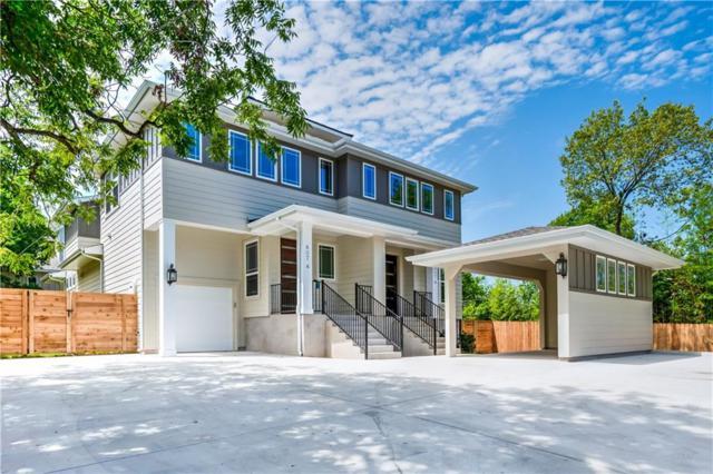 807 E 16th St A, Austin, TX 78702 (#8571423) :: Ana Luxury Homes
