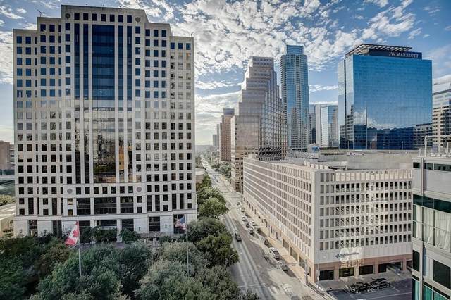 98 San Jacinto Blvd #1103, Austin, TX 78701 (#8576572) :: The Perry Henderson Group at Berkshire Hathaway Texas Realty