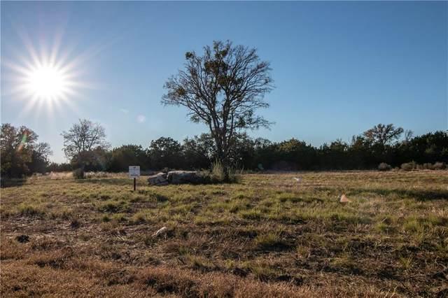 Lot 15 Park View Dr, Marble Falls, TX 78654 (#8585674) :: Papasan Real Estate Team @ Keller Williams Realty