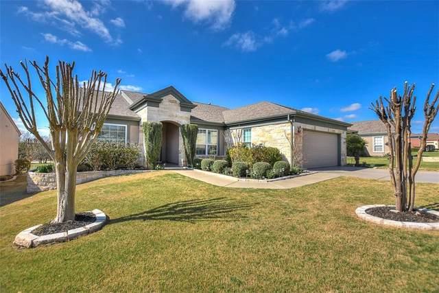 109 Summer Ridge Ln, Georgetown, TX 78633 (#8624646) :: Green City Realty