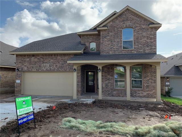 409 Pinnacle View Dr, Georgetown, TX 78628 (#8625499) :: Austin Portfolio Real Estate - The Bucher Group
