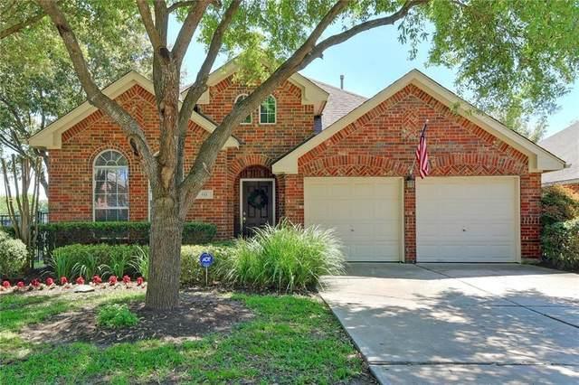 611 Centerbrook Pl, Round Rock, TX 78665 (#8631254) :: Papasan Real Estate Team @ Keller Williams Realty