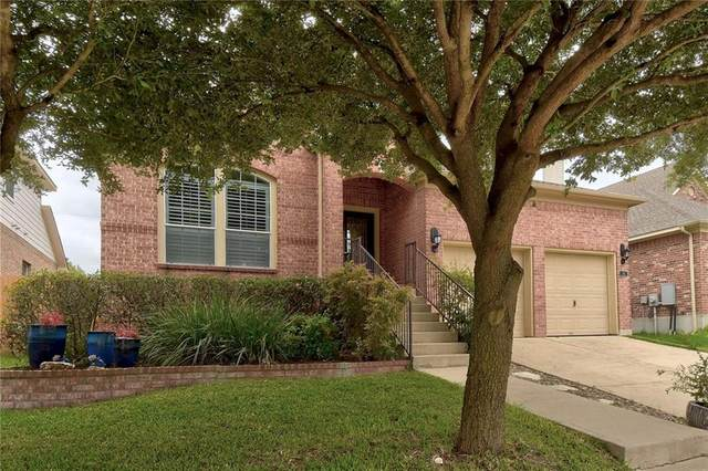 145 Wiltshire Dr, Hutto, TX 78634 (#8652378) :: The Perry Henderson Group at Berkshire Hathaway Texas Realty