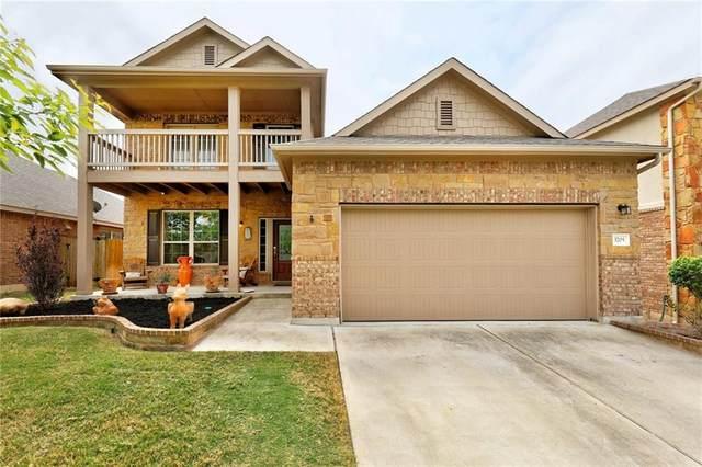 3705 Bainbridge St, Round Rock, TX 78681 (#8656755) :: Sunburst Realty