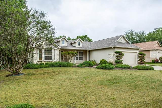 126 Great Frontier Dr, Georgetown, TX 78633 (#8669073) :: Papasan Real Estate Team @ Keller Williams Realty
