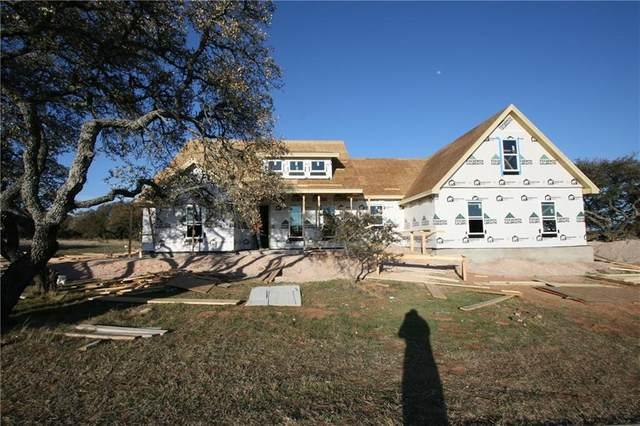 100 Avery Spur, Burnet, TX 78611 (#8670699) :: Papasan Real Estate Team @ Keller Williams Realty