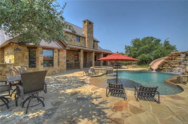 104 The Hills Ln, Horseshoe Bay, TX 78657 (#8708551) :: Papasan Real Estate Team @ Keller Williams Realty