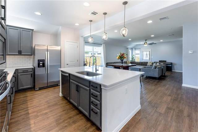 11812 Carrizo Springs Path, Manor, TX 78653 (#8723807) :: Papasan Real Estate Team @ Keller Williams Realty