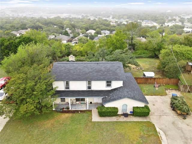 602 Ash St, Copperas Cove, TX 76522 (#8744081) :: Papasan Real Estate Team @ Keller Williams Realty