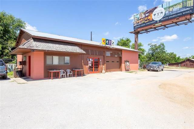 105 N Us Highway 281, Johnson City, TX 78636 (#8746666) :: The Summers Group