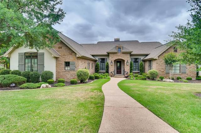 205 Pristine Ln, Georgetown, TX 78633 (#8799322) :: First Texas Brokerage Company
