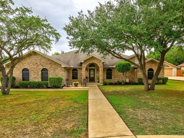 2708 North Dr, Taylor, TX 76574 (MLS #8824578) :: Brautigan Realty