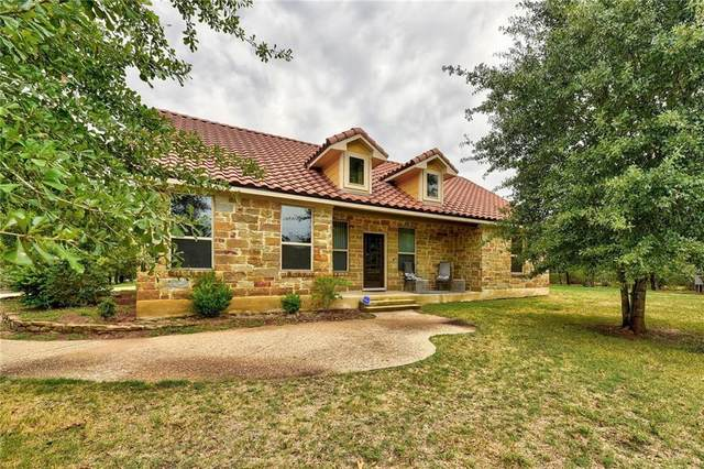 118 N Buckhorn Dr, Bastrop, TX 78602 (MLS #8841883) :: Green Residential