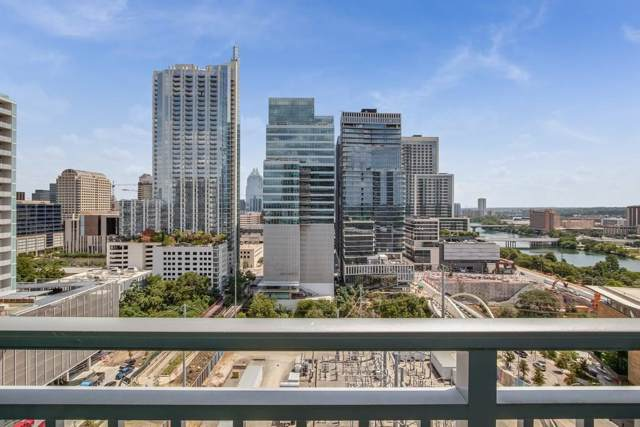 222 West Ave #1703, Austin, TX 78701 (#8871120) :: The Perry Henderson Group at Berkshire Hathaway Texas Realty