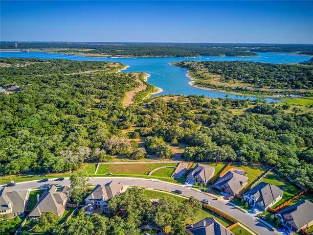 2040 Limestone Lake Dr, Georgetown, TX 78633 (#8874944) :: Watters International