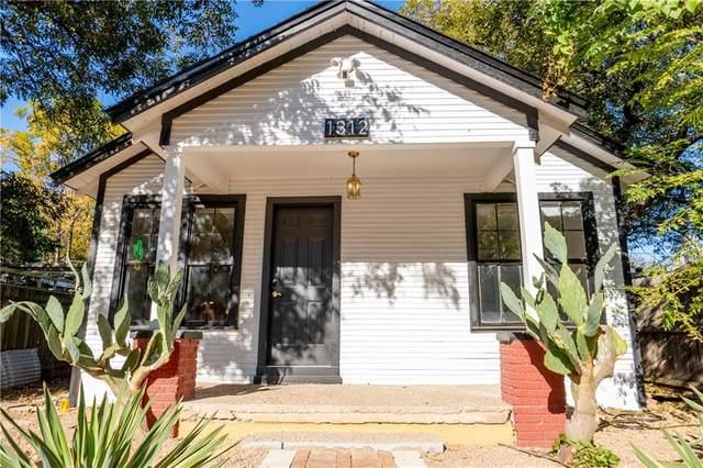 1312 Willow St, Austin, TX 78702 (MLS #8885284) :: Brautigan Realty