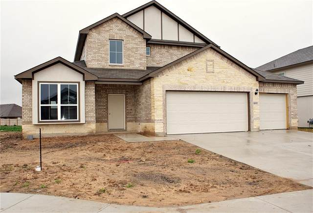 5803 Lucca Ln, Round Rock, TX 78665 (#8909816) :: The Heyl Group at Keller Williams
