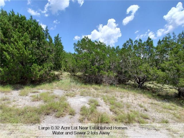 20800 Jones Cv, Lago Vista, TX 78645 (#8910574) :: Zina & Co. Real Estate