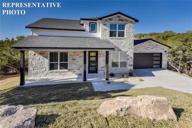 3203 Burnside Cir, Lago Vista, TX 78645 (#9027935) :: Zina & Co. Real Estate