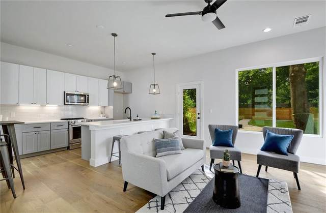 4405 Banister Ln B, Austin, TX 78745 (#9030016) :: The Summers Group