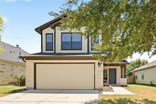 126 Fence Line Dr, San Marcos, TX 78666 (#9074158) :: First Texas Brokerage Company