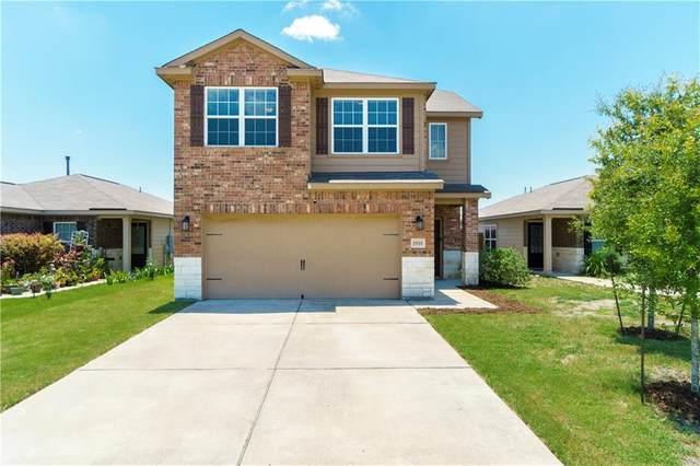 1533 Treeta Trl, Kyle, TX 78640 (MLS #9079441) :: Brautigan Realty