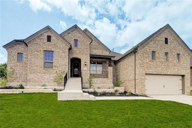 137 Lake Spring Cir, Georgetown, TX 78633 (#9095593) :: The Perry Henderson Group at Berkshire Hathaway Texas Realty