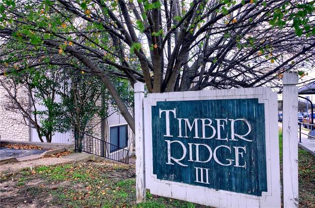 1730 Timber Ridge Rd #146, Austin, TX 78741 (#9109640) :: Realty Executives - Town & Country