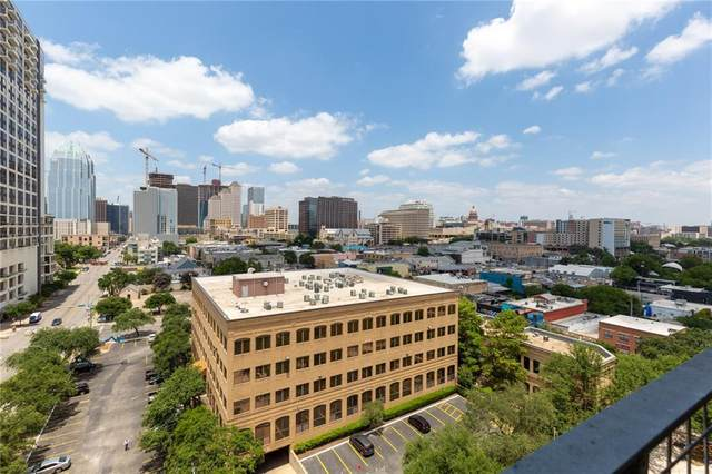 507 Sabine St #804, Austin, TX 78701 (#9153156) :: 12 Points Group