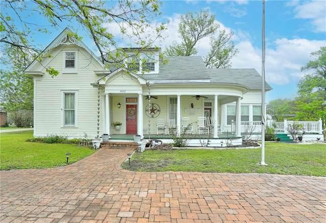 842 W Clark St, Bartlett, TX 76511 (#9166614) :: Papasan Real Estate Team @ Keller Williams Realty