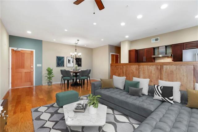 1600 Barton Springs Rd #6401, Austin, TX 78704 (#9201070) :: Amanda Ponce Real Estate Team
