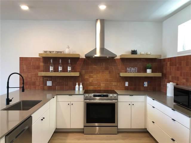 2709 E 5th St #1204, Austin, TX 78702 (MLS #9207135) :: Vista Real Estate