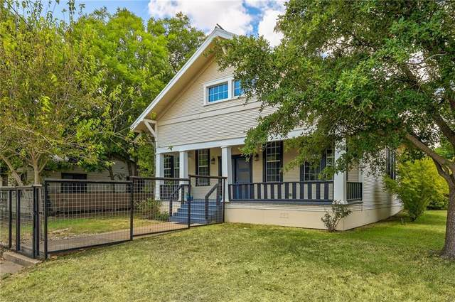 1300 W 4th St, Taylor, TX 76574 (#9212480) :: The Perry Henderson Group at Berkshire Hathaway Texas Realty