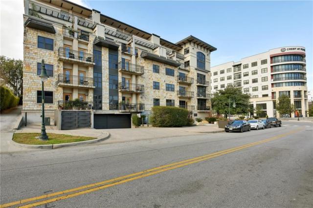 1812 West Ave #105, Austin, TX 78701 (#9220454) :: Carter Fine Homes - Keller Williams NWMC