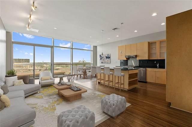 555 E 5th St #721, Austin, TX 78701 (#9249072) :: Papasan Real Estate Team @ Keller Williams Realty