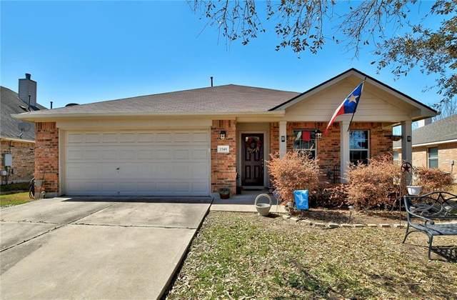 1549 Amberwood Loop, Kyle, TX 78640 (#9259543) :: R3 Marketing Group