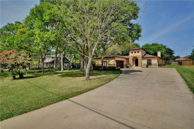 2107 Live Oak Cir, Round Rock, TX 78681 (#9296647) :: Papasan Real Estate Team @ Keller Williams Realty