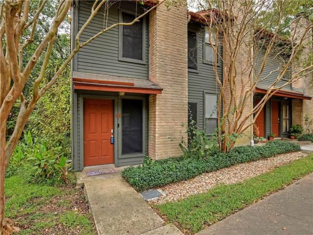 3815 Manchaca Rd #34, Austin, TX 78704 (#9303933) :: Papasan Real Estate Team @ Keller Williams Realty