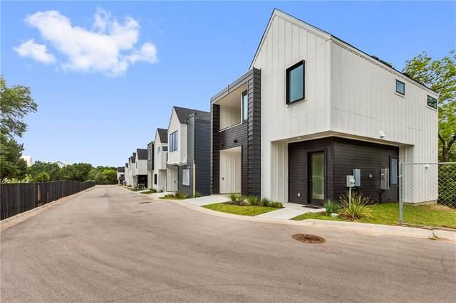 3807 E 51st St #1, Austin, TX 78723 (#9339982) :: Papasan Real Estate Team @ Keller Williams Realty