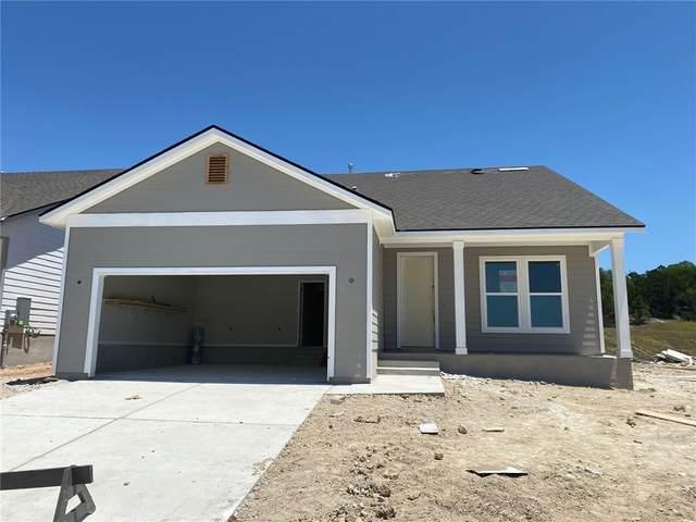 112 Broken Oak Dr W, Liberty Hill, TX 78642 (#9343802) :: Papasan Real Estate Team @ Keller Williams Realty