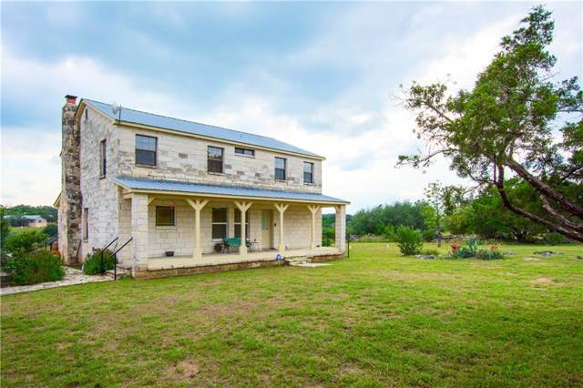 687 River View Dr, Johnson City, TX 78636 (#9368269) :: The Perry Henderson Group at Berkshire Hathaway Texas Realty