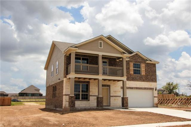 729 Coltrane Dr, Pflugerville, TX 78660 (#9377690) :: The ZinaSells Group