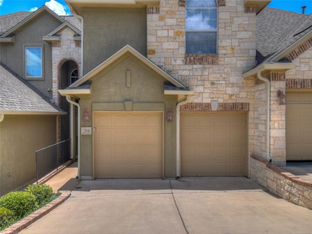 204 Sunrise Ridge Cv #1704, Austin, TX 78738 (#9395168) :: KW United Group
