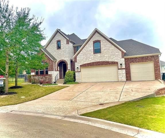 8705 Flycatcher Ct, Austin, TX 78738 (#9431537) :: Papasan Real Estate Team @ Keller Williams Realty