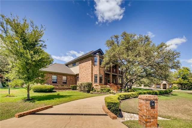 415 New Lido Dr, Lakeway, TX 78734 (#9435499) :: Ben Kinney Real Estate Team